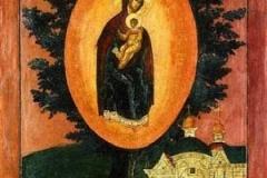 Елецкая-харьковская икона божией матери