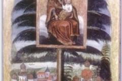 Елецкая икона Божьей Матери из Елецкого монастыря