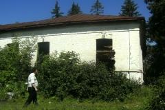 Здание бывшей церковно-приходской школы