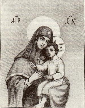 Елецкая-Черниговская икона